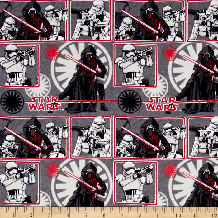 Star Wars The Force Awakens Flannel The Dark Side Multi