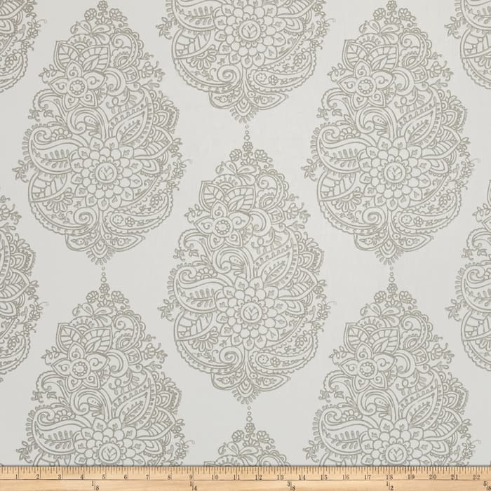 Premier Prints Yorkshire Twill Taupe/French Grey