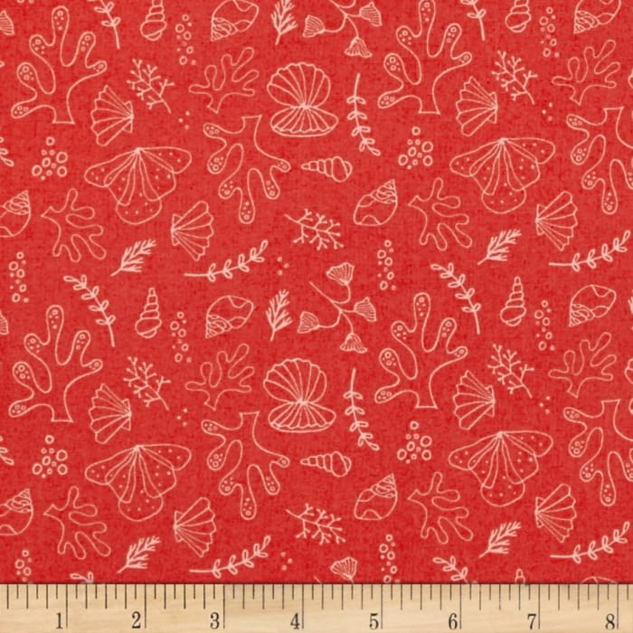 Camelot Under the Sea Tonal Coral