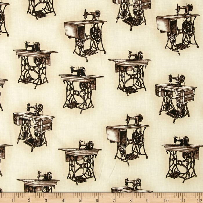 Kaufman Sewing With Singer Treadle Machines Antique