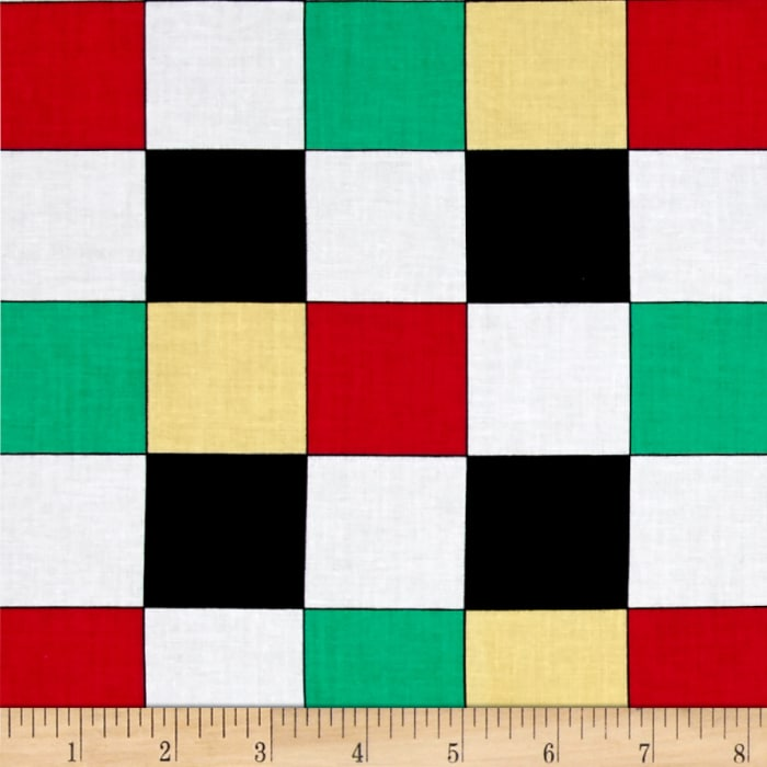 Kanvas Arnold's Diner Checkerboard Multi