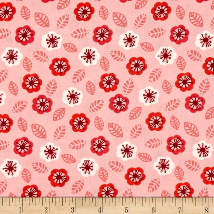 Jungly Floral Pink
