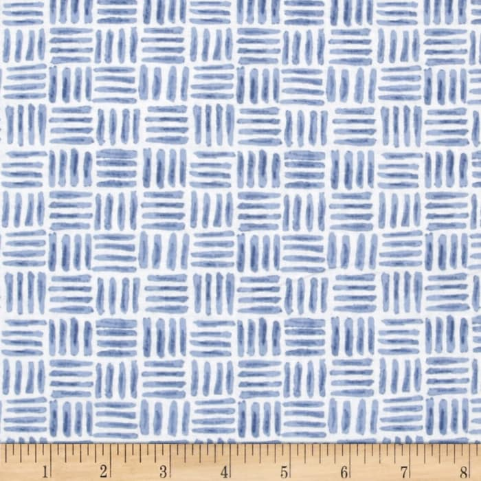 Ella Weave Light Blue