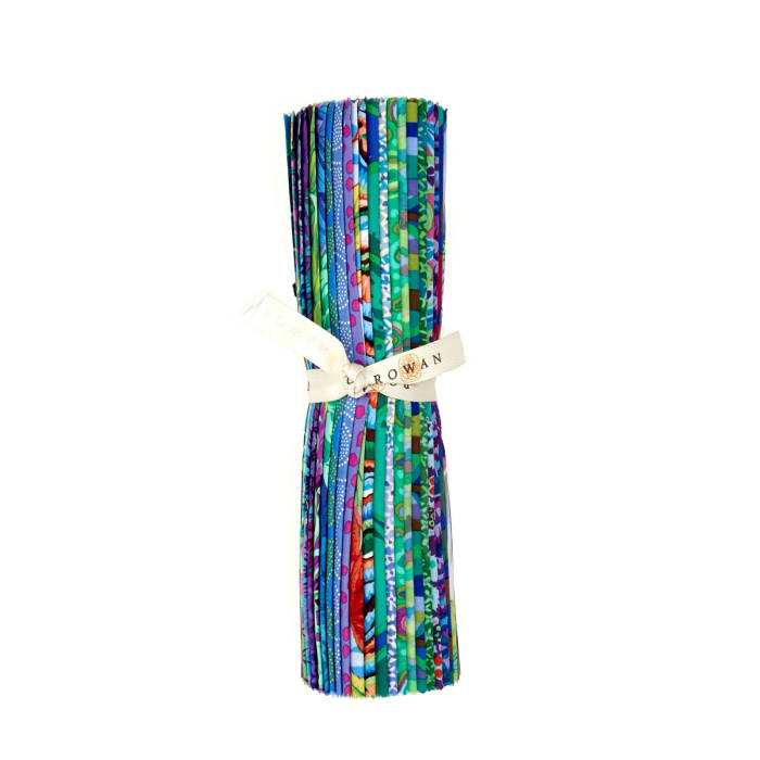"""Kaffe Fasset Collective Cool 10"""" Charm Pack"""