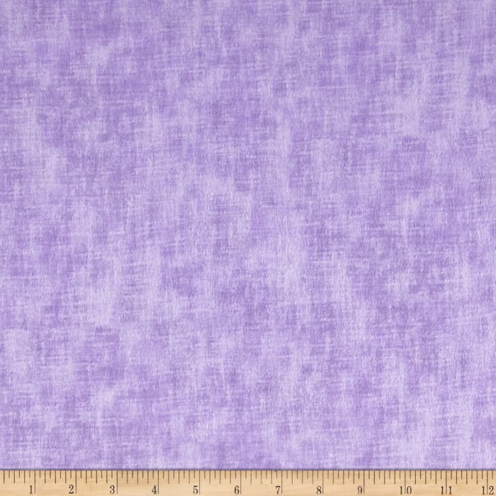 Timeless Treasures Flannel Studio Texture Lilac