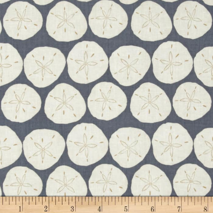 Barnacle Bay Sand Dollars Gray