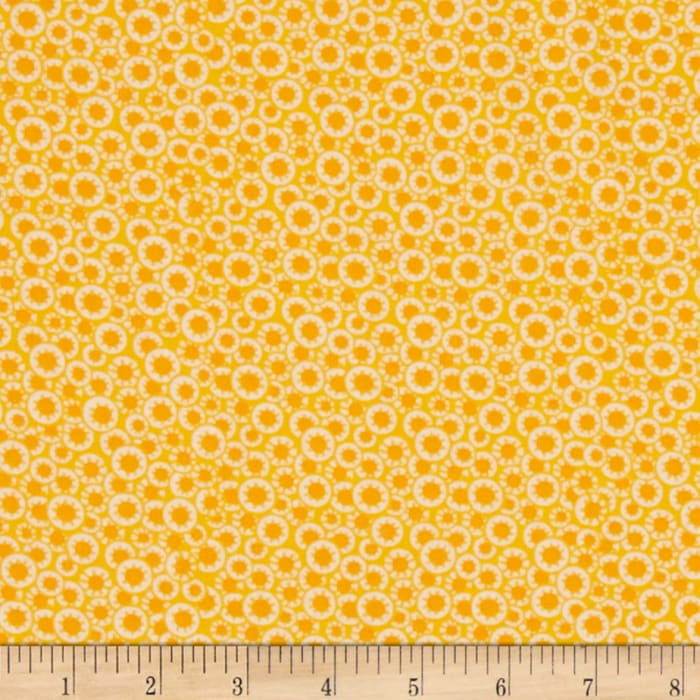 Packed Dots Yellow