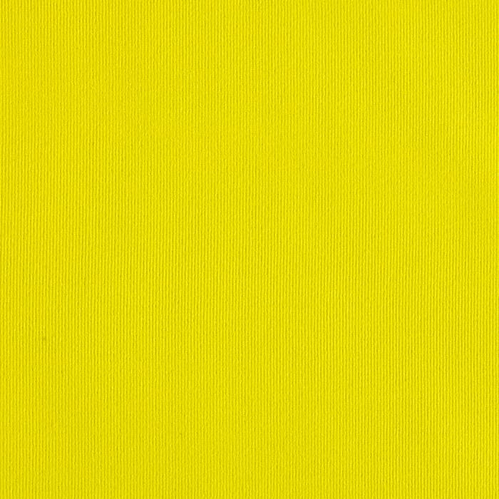 Tricot Solid Neon Yellow
