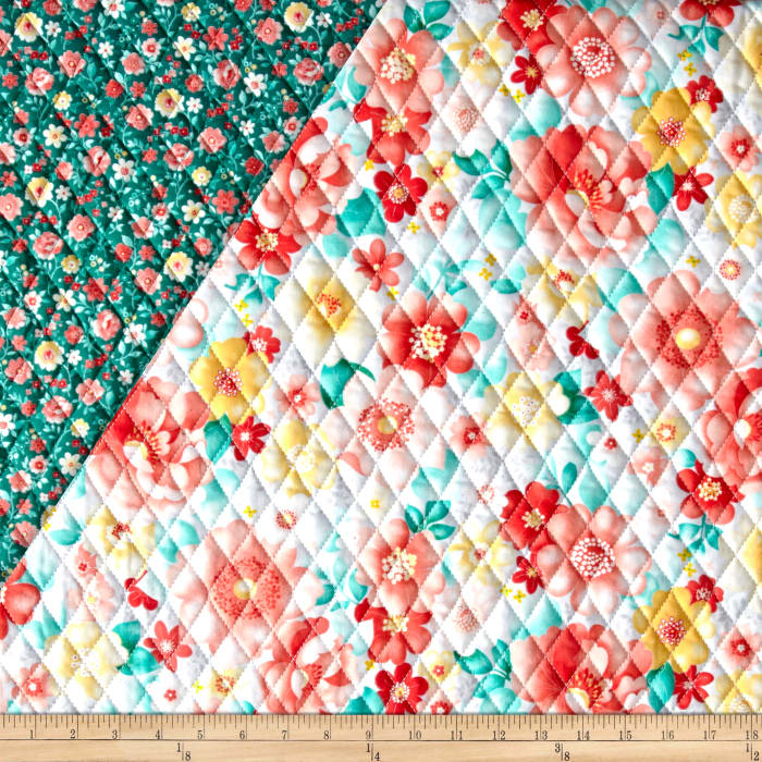 Pre Quilted Fabric Fabric By The Yard Fabric Com