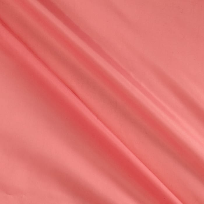 Apparel Lining Solid Rose Pink