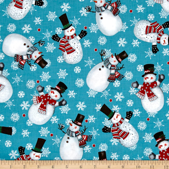 Frosty Fun Large Toss Teal