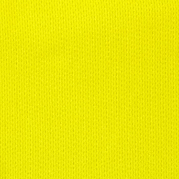 Athletic Mesh Knit Yellow