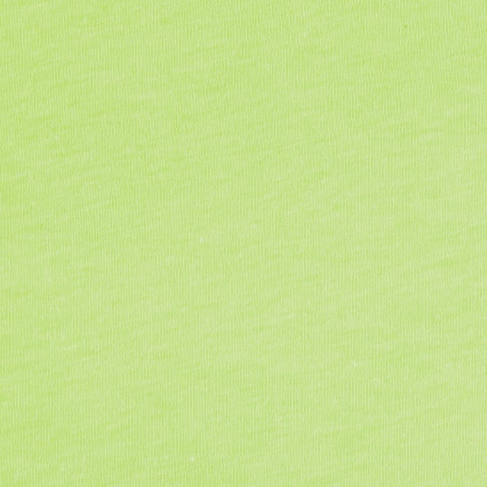 Cotton/Polyester Jersey Knit Electric Lime