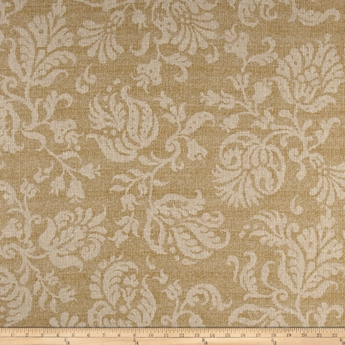 Lacefield Palermo Basketweave Wheat