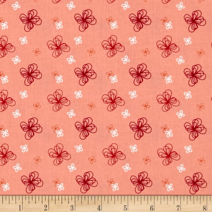 Intrigue Bows Coral
