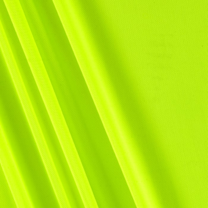 Power Mesh Solid Neon Lime
