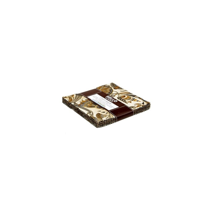 """Kaufman Valley of the Kings 5"""" Charm Square Vintage"""