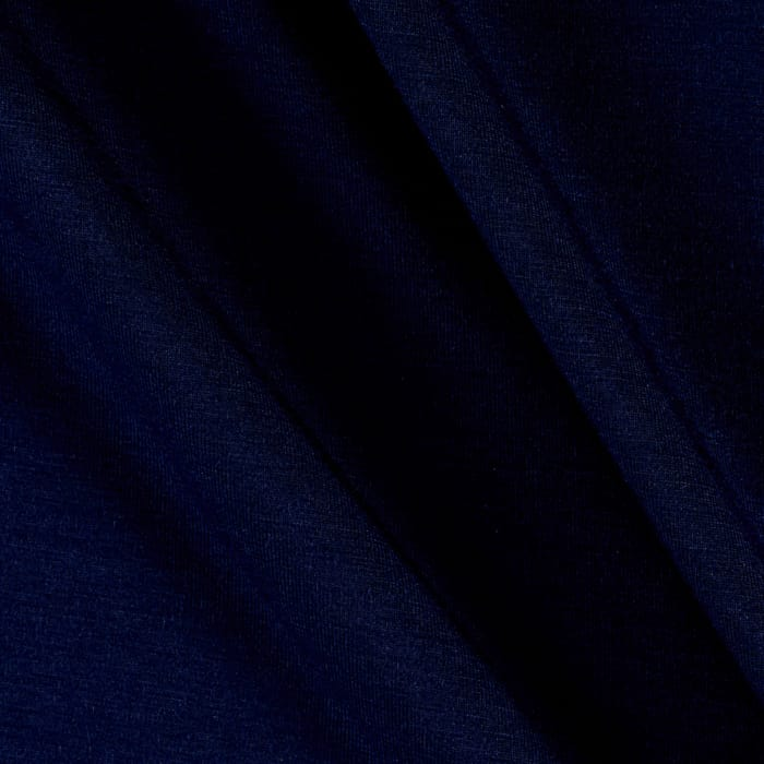 Telio Rayon Jersey Knit Midnight Blue