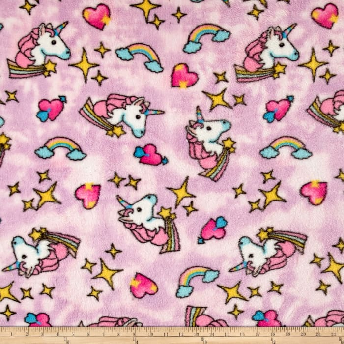 Baby children 39 s fabric fabric by the yard for Fleece fabric childrens prints