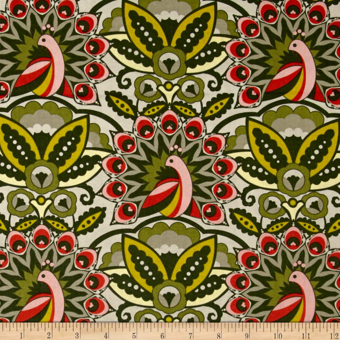 Feathers and Fancy Pack Peacocks Multi