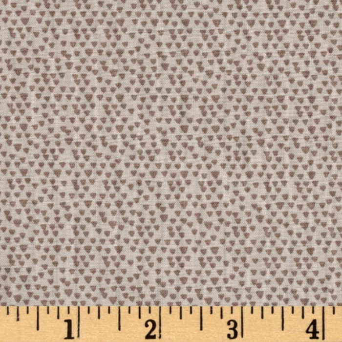 Windham Little Tinies Mini Triangle  Taupe