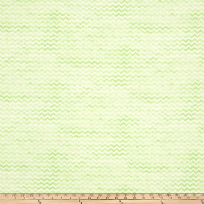 Home for You and Me Chevron Light Green