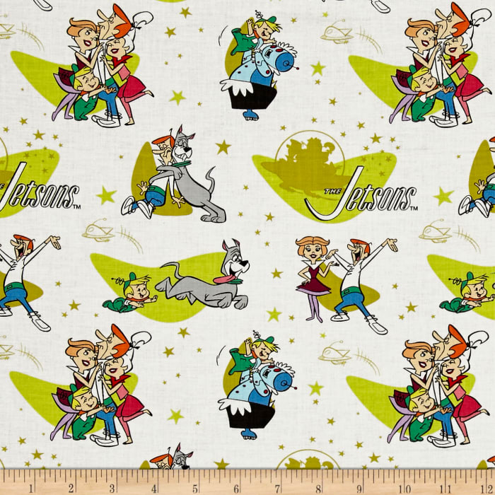 The Jetsons Family Love White