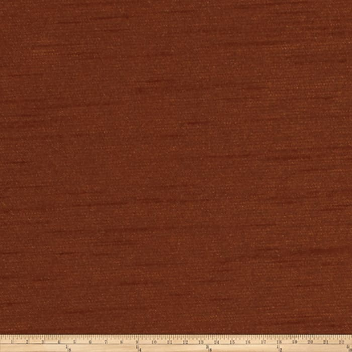 Trend 01697 Faux Silk Redwood