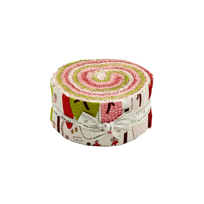 """Moda Just Another Walk In The Woods 2.5"""" Jelly Roll"""