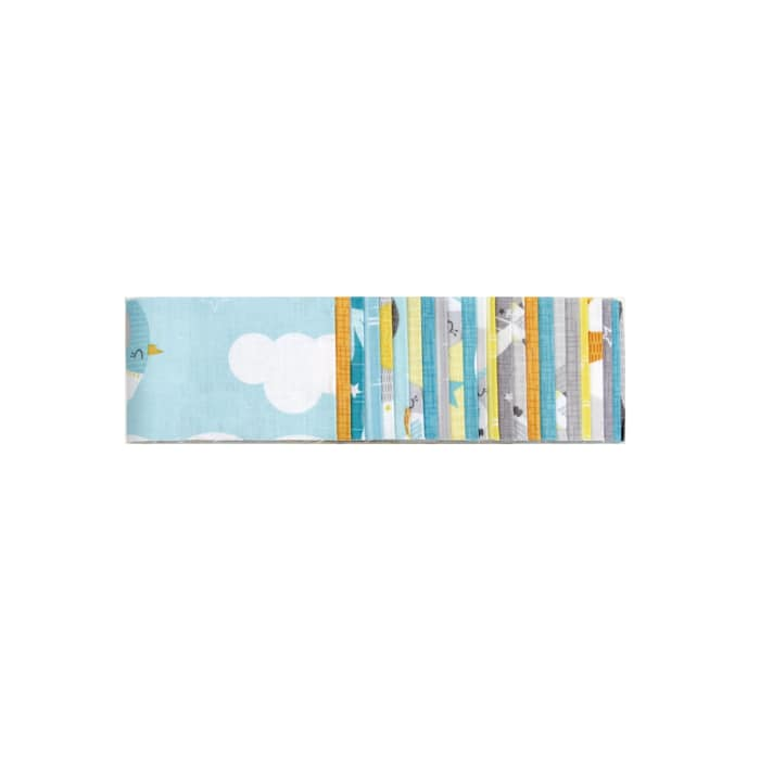 """Wilmington Crystals Sweet Dreams Little One Crystals 2 1/2"""" strips"""