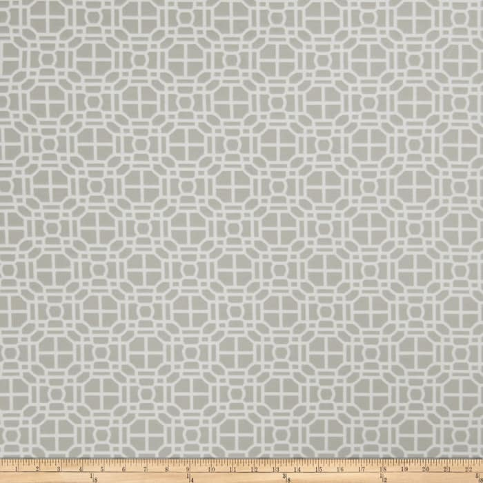 Jaclyn Smith 02602 Jacquard Dove Gray