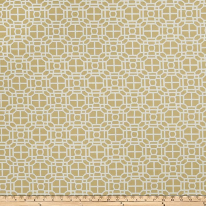 Jaclyn Smith 02602 Jacquard Lemon Zest