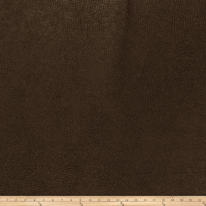 Trend 03343 Faux Leather Chocolate