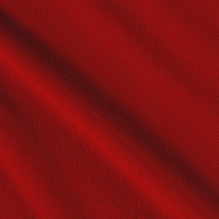 Bubble Crepe Solid Red