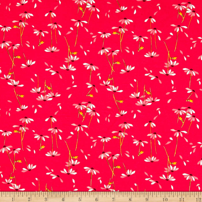 Art Gallery Abloom Fusion Jersey Knit He Loves Me Abloom