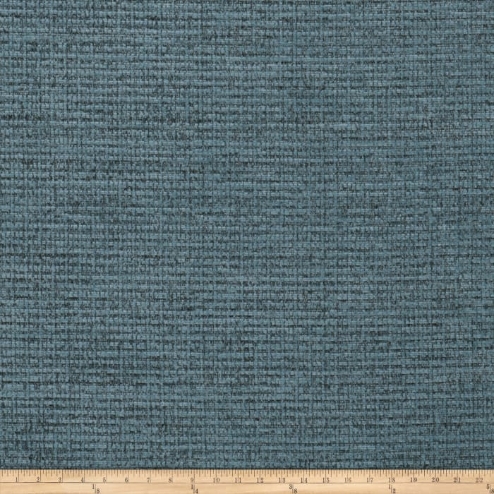 Fabricut Remington Chenille Basketweave Teal