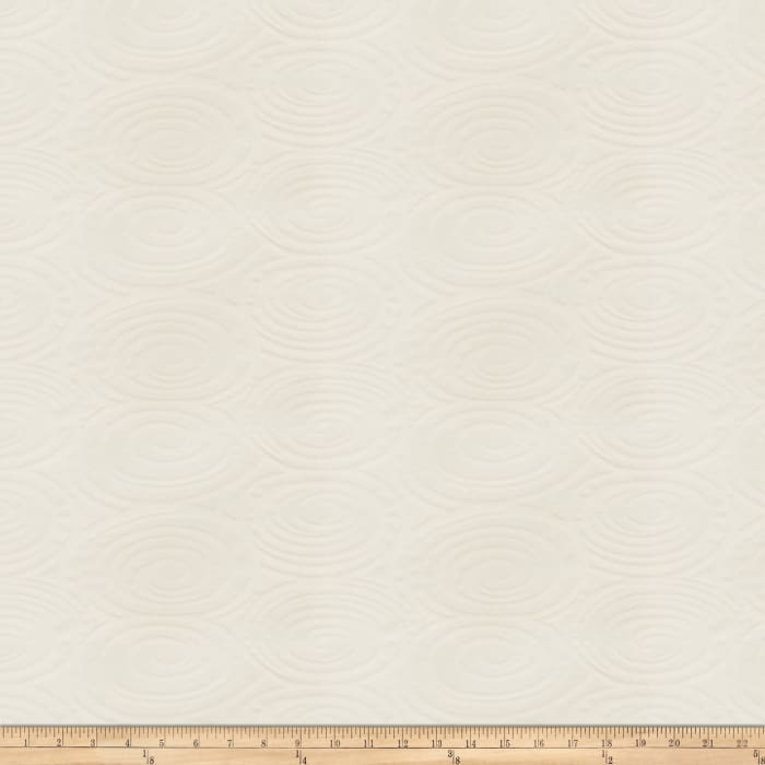 Fabricut Spin Doctors Ivory