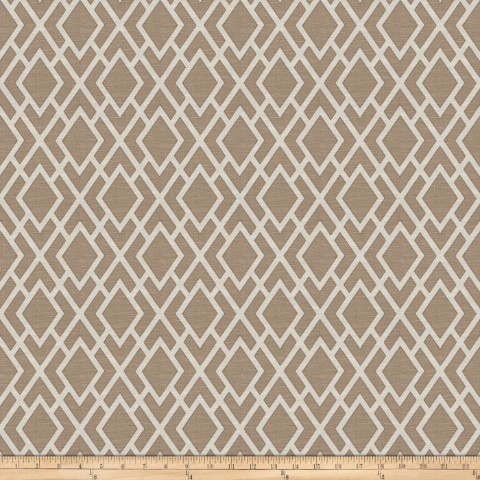 Fabricut Strayhorn Barkcloth Pebble