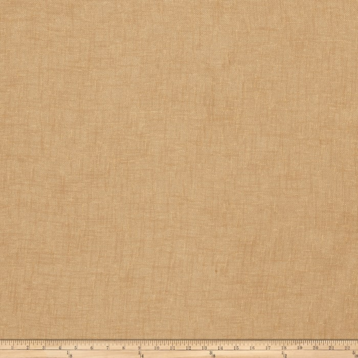 """Fabricut Winifred 118"""" Sheer Voile Suede"""
