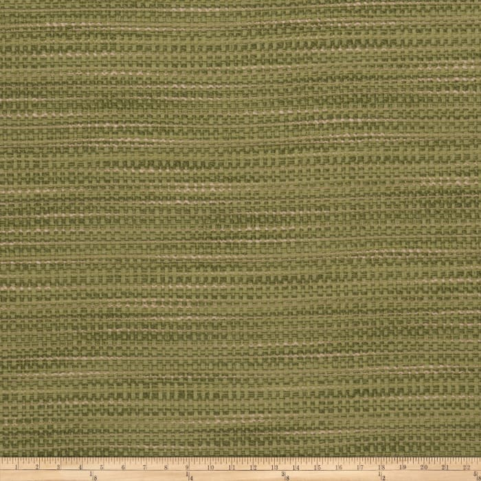 Trend 03390 Basketweave Spring Green