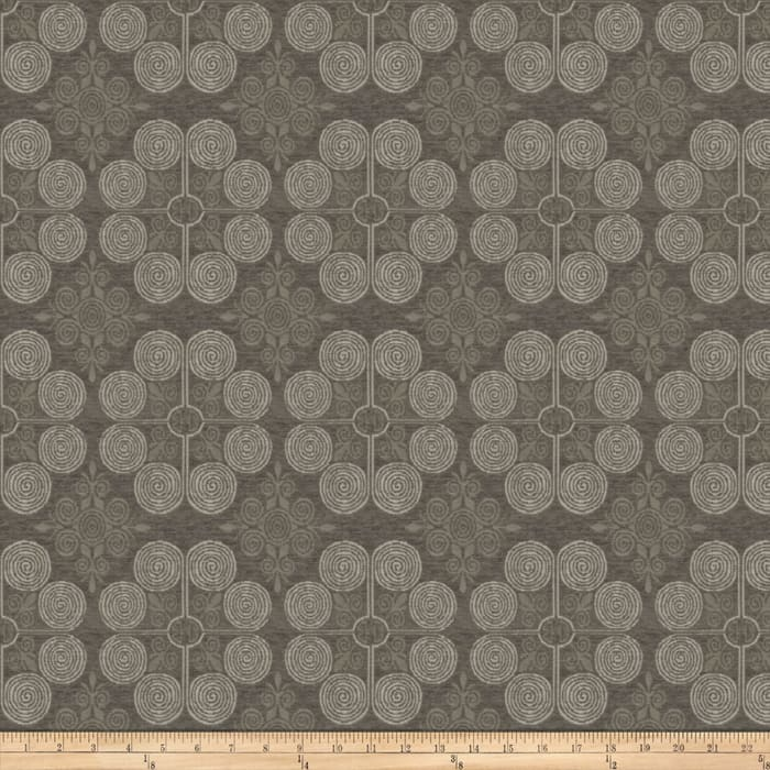 Trend 03862 Chenille Jacquard Pewter