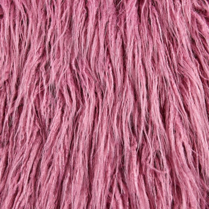 Home Decor Fur Fabric By The Yard
