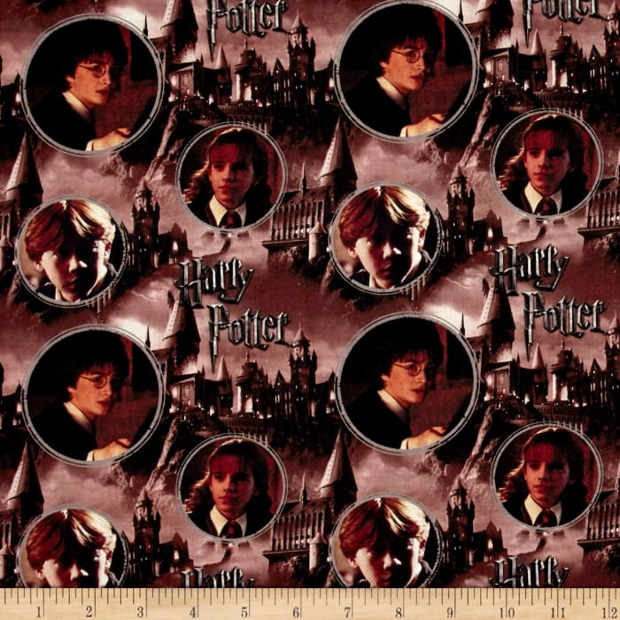 Harry Potter Digital Hogwarts & Characters Multi