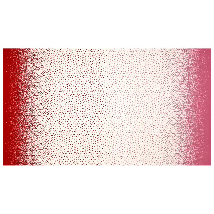 Jane Sassaman Scandia Over The Top Dots Red