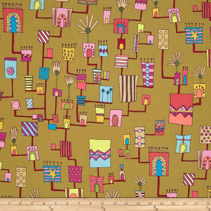 Kathy Doughty Quilting Fabric