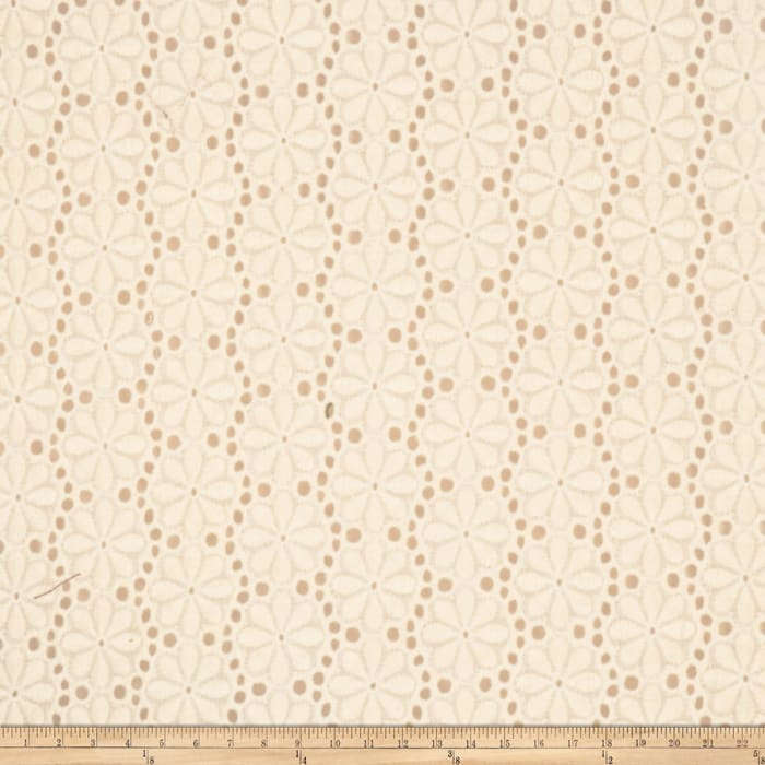 Fabricut Beloved Lace Ivory