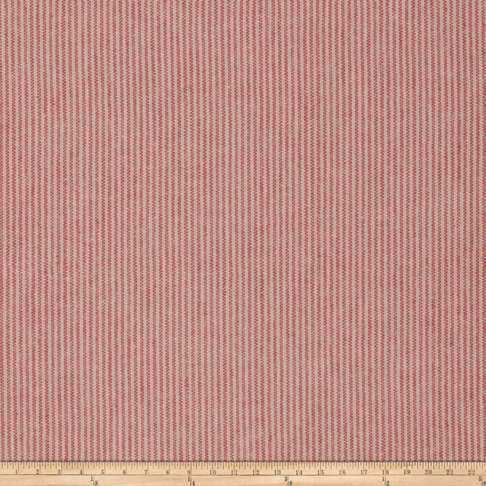 French General Galon Linen Blend Rouge