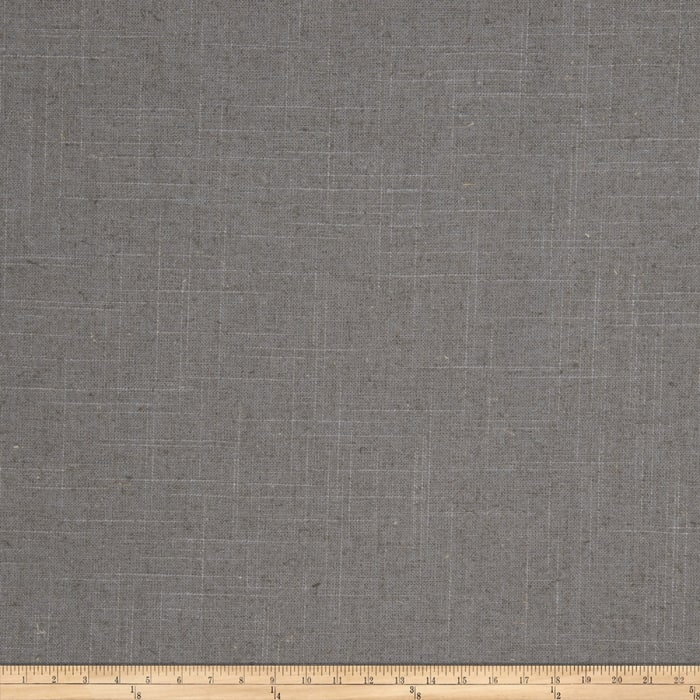 Fabricut Neighbor Linen Blend Pewter