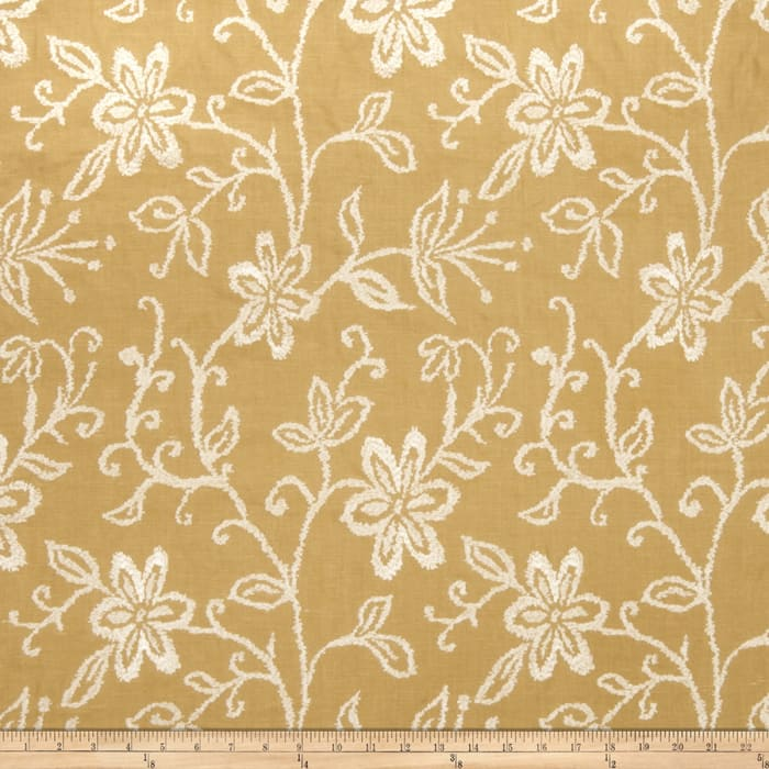 Fabricut Once And Again Wheat