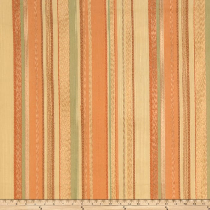 Fabricut Seville Stripe Coppertan
